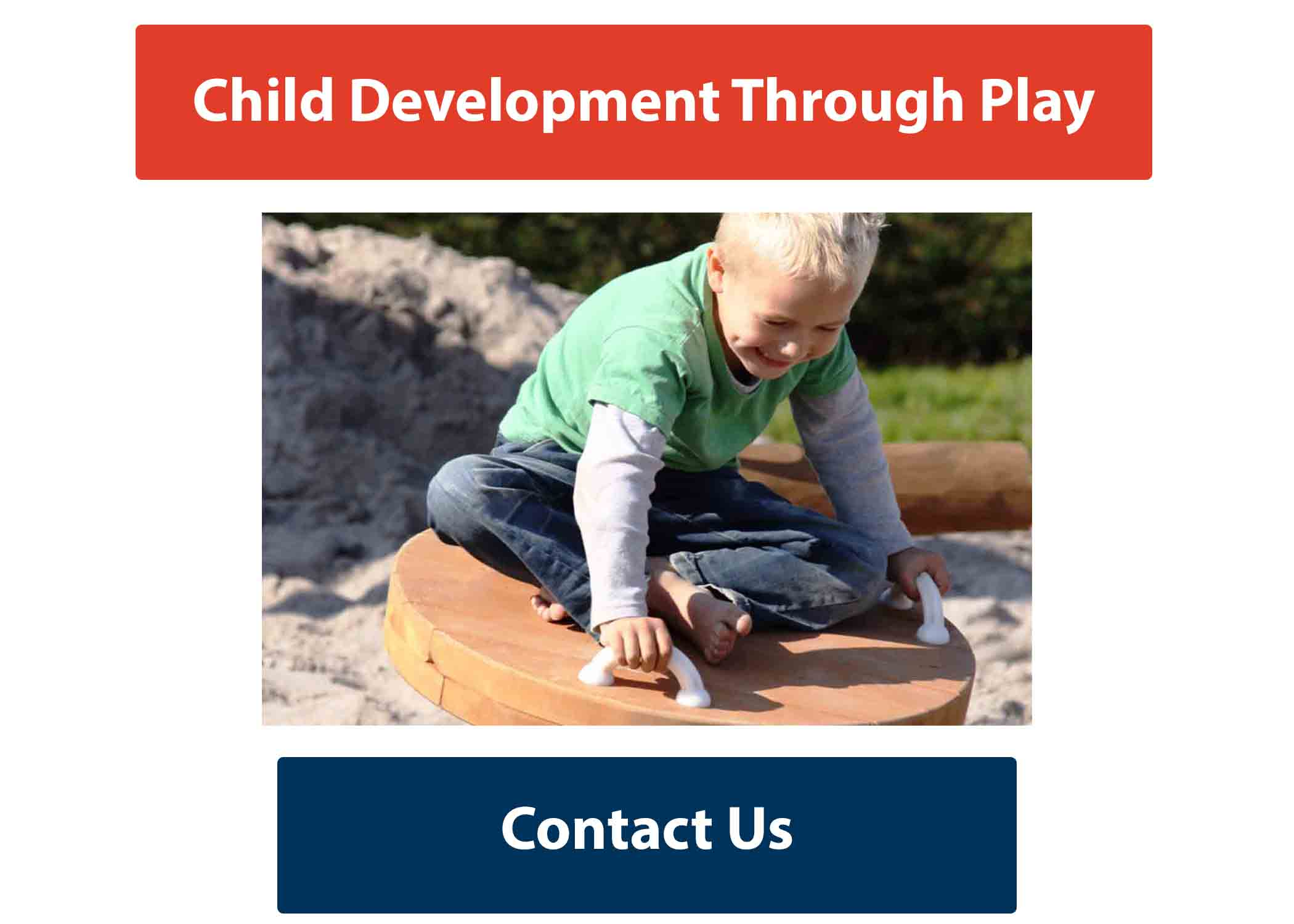 Child Development Through Play